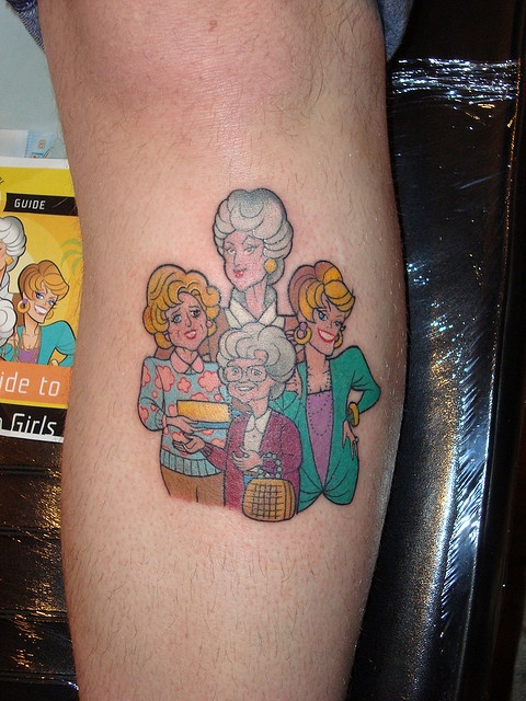 OMG @Adrian Peabody!! This is what your next tattoo is gonna be! hahahaha