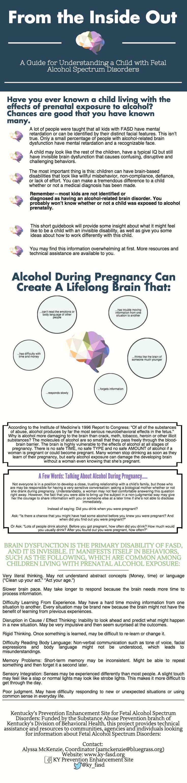 Resources — KY FASD Prevention Prevention, Awareness