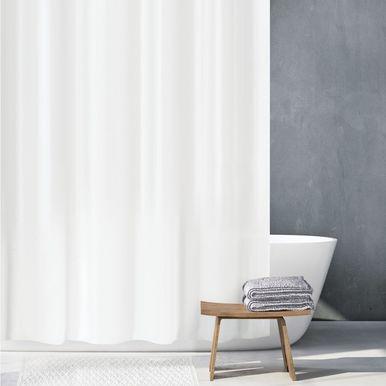 "mDesign LONG PEVA Duschvorhang Liner für Badewanne, 72 ""x 84"", Arctic Blue  – Products"