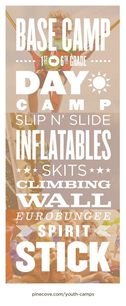 Pine Cove Base Camp