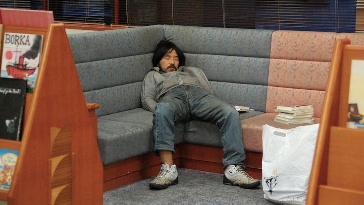 Funny Photos of People Caught Sleeping in Libraries - My Modern Metropolis