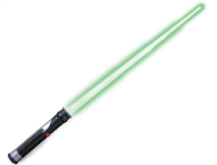 Star Wars: Jedi Lightsaber (Green) from BirthdayExpress.com
