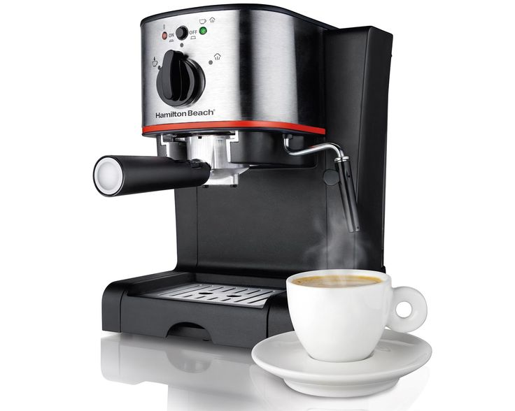 Hamilton Beach: Espresso & Cappuccino Maker (40792)