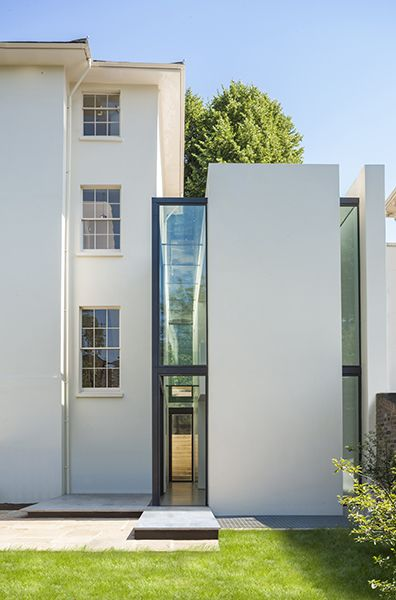 House extension in West London by Guard Tillman Pollock ARchitects
