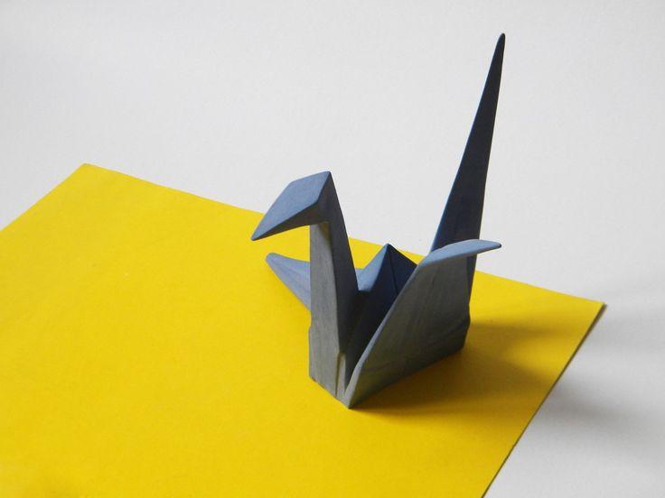 Cocor Origami Porţelan | dizainăr