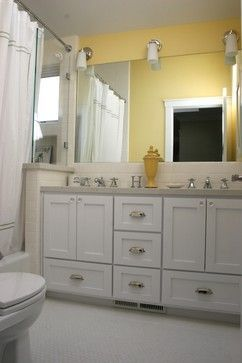 Yellow Bathroom Lights best 25+ pale yellow bathrooms ideas only on pinterest | yellow