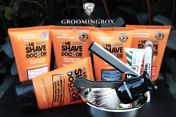 LOOK AT THESE BEAUTIES. It is Groomingbox - Your #ShaveDoctor. Haven't tried them yet? A wonderful #shaving tools from #Dovo #Proraso #TheShaveDoctor #Gentsse, #GreensmileOfScandinavia #BenjaminBarber. www.groomingbox.com. VALUE: €215. PRICE €99-70. | #subscriptionbox #wetshave #classicshaving #classic #shavelikeyourgrandpa #wetshaving #marksproston #shapemeup #shavedoc #barber #barberworld #barbershop #shave #straightrazor #razor #classic #vintage #classicshave #shavelikeyourgrandpa…