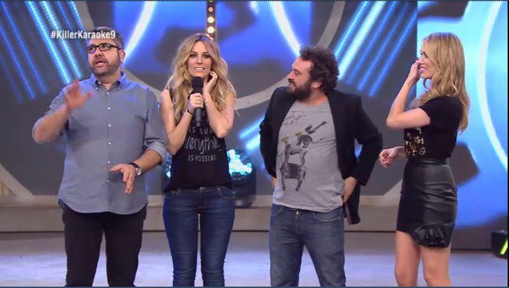 Enhorabuena#Edurne#eurovision#jeans#aninebing