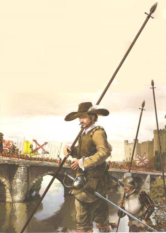 Una Pica en Flandes, tropas de los Tercios españoles. http://www.elgrancapitan.org/foro/viewtopic.php?f=21&t=16835&p=917099#p917009