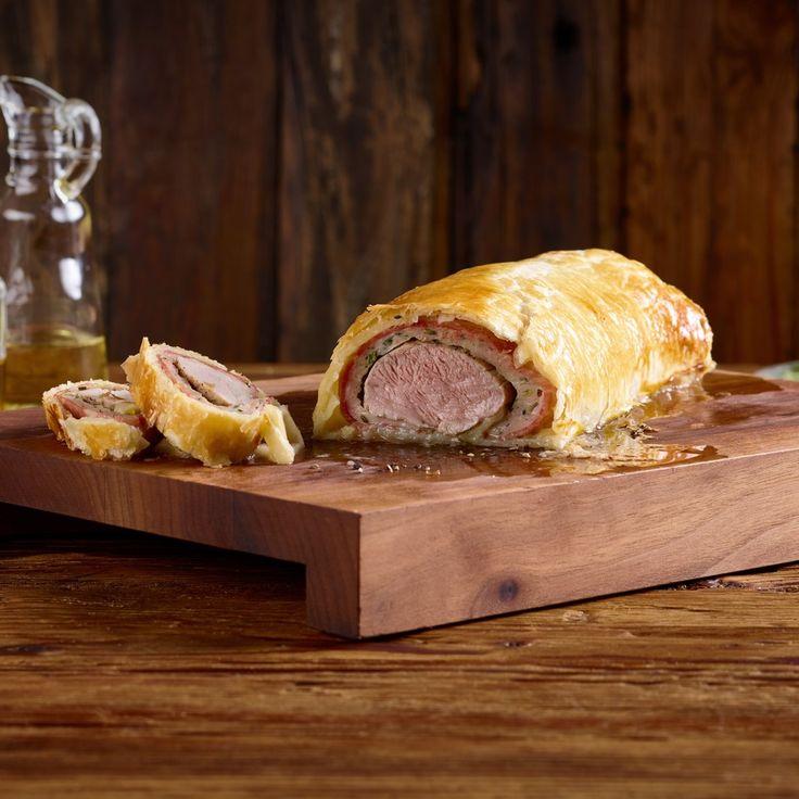 Schweinsfilet im Teig richtig zubereiten - Schweizer