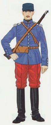 French Army WW1 husar - pin by Paolo Marzioli