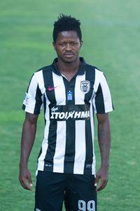 Sekou Oliseh (LBR)