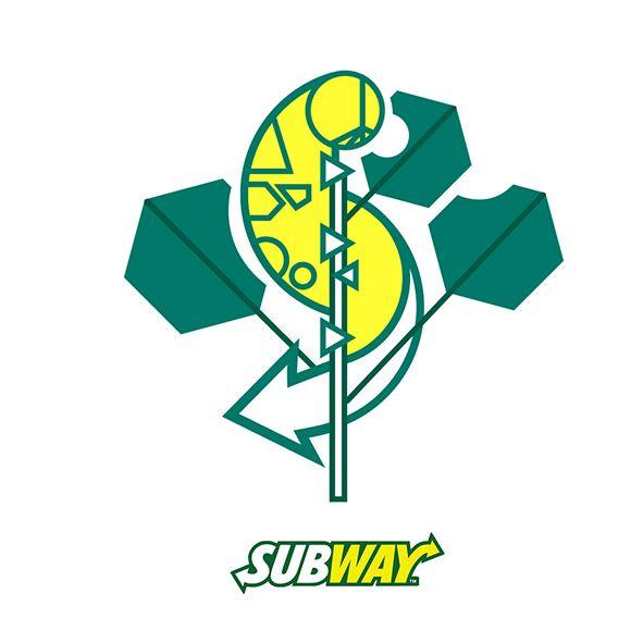 Subway by Kickatomic