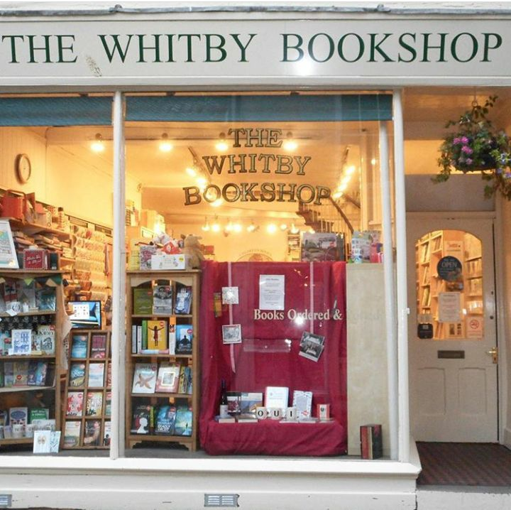 """The Whitby Bookshop """