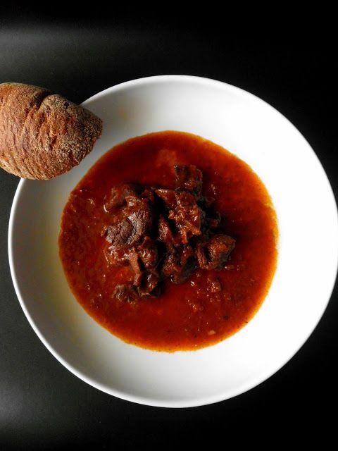 S vášní pro jídlo: Jelení guláš