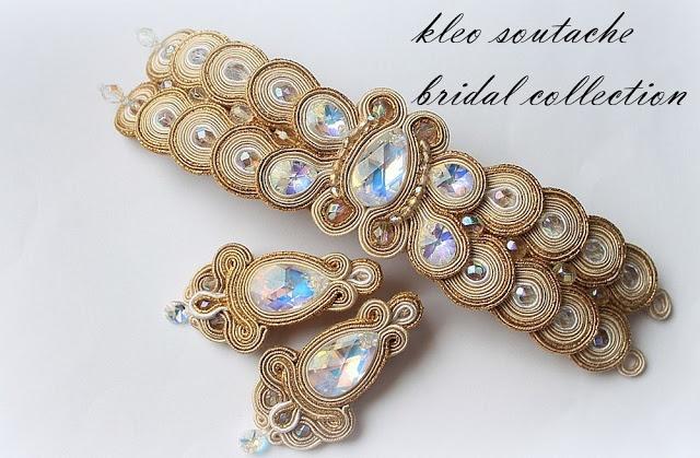 Kleo treccia / soutache gioielli