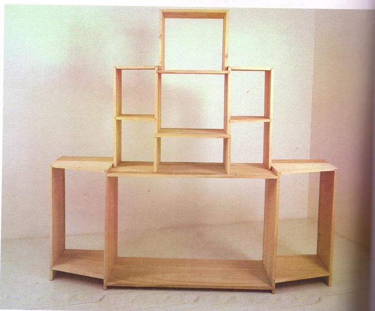 entertainment center study by sculptor