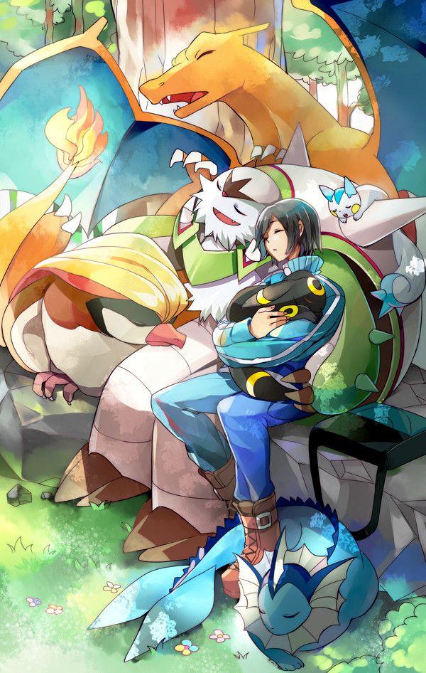 Pokémon- living the dream