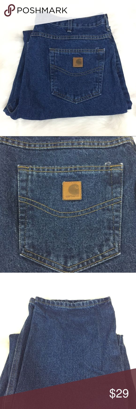 Carhartt Jeans 40 x 34 Excellent Condition Men's Great pair of men's Carhartt Jeans. Size 40 x 34.  Excellent condition.   Bin M Carhartt Jeans