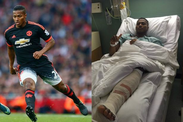 Man utd : Injury And Availability Update