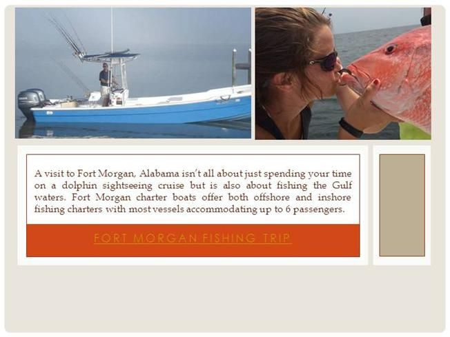 267 best fort morgan alabams images on pinterest for Fort morgan fishing charters