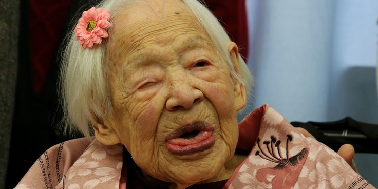Misao Okawa is not your average centenarian. In fact, this lovely lady just so happens to be the world's oldest woman.  Okawa, who was born on 5 March 1898, will soon turn 117 years old. And in doing so, will become the third person to ever reach t...