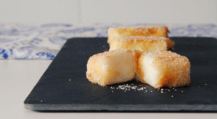 Leche frita, un postre tradicional # La leche frita es un postre tradicional de nuestro país. Un bocado dulce elaborado con ingredientes sencillos y económicos, al quepocos se resisten. Si bien existen diferentes versiones, todas ellas coinciden en subase deharina cocida …