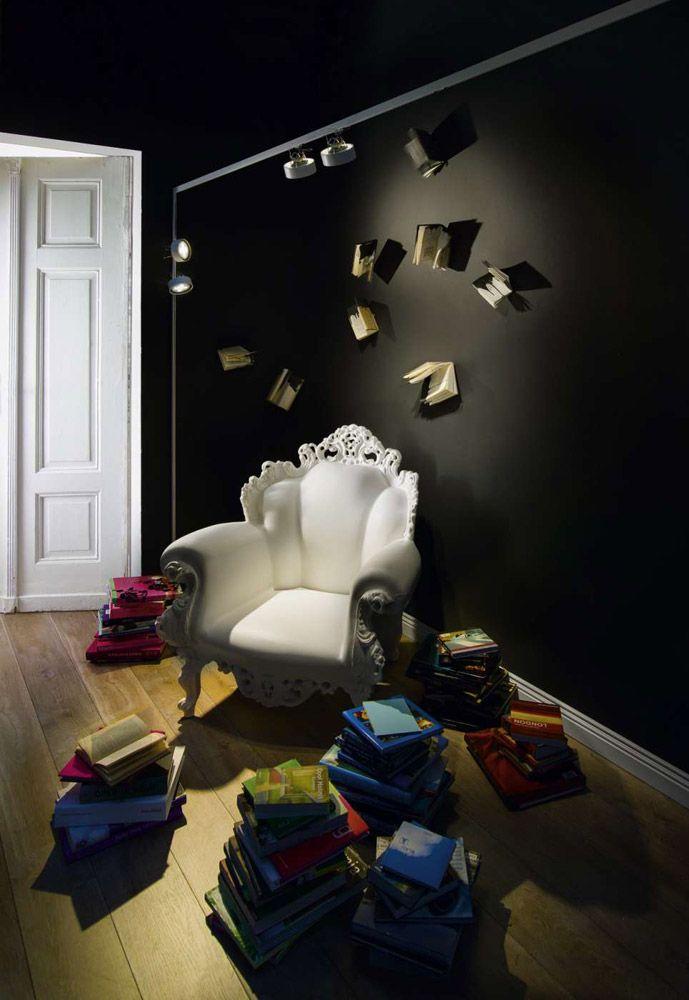 Poltrona Magis-Proust di Magis | #design #arredamento #barocco |