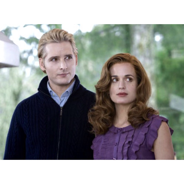 The good Dr.Cullen and Esme.