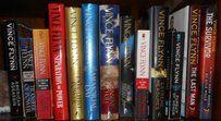 Vince Flynn 13 Mitch Rapp series Thriller books