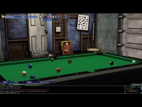 "Virtual Pool 4 Multiplayer Gaming #3 - Virtual Pool 4 Multiplayer is a Free 2 Play Sport, 8-Ball, 9-Ball, Snooker, Billiards and Pub Pool Multiplayer Game ""So realistic it will make your real life pool game better!"""