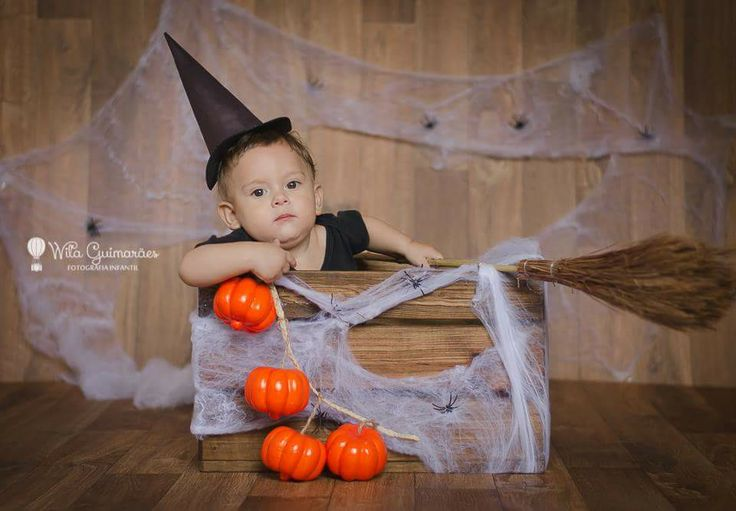 Gabriel halloween  #diadasbruxas #halloween #bruxa #fotosdiadasbruxas #fotoshalloween #bebe #bruxo #fotografiadebebe #fotosbebe