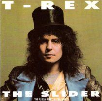 T. Rex - The Slider- The Album Plus 7 Extra Tracks (Audio CD) 1985 // Description Total Tracks: 20 *see back side image for track listing* // Details Sales Rank: #505502 in Single Detail Page Misc Model: 1985 Release Features Re-Cut at Tape One Studios Sept. 1983 Produced by Tony Visconti 1972 Wizard Bahamas Limited 1985 Marc On Wax Limited First Pressing// read more >>> http://Williams970.tca9.com/detail3.php?a=B002Z5MB7S