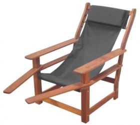 This Squatters chair is a must for any deck.  Made from quality Kwila timber.