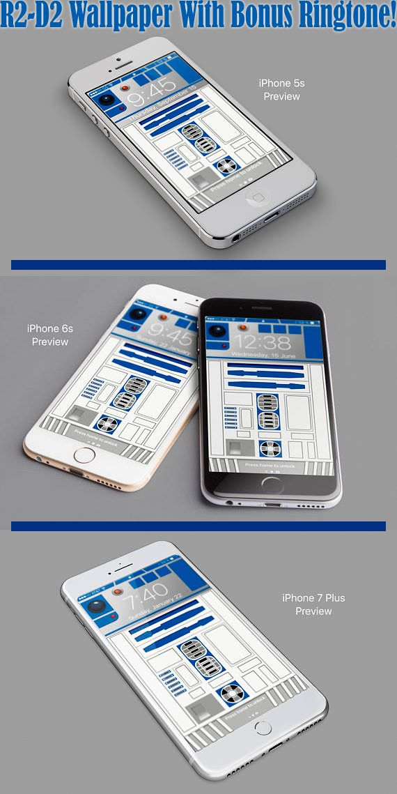 R2 D2 Starwars Iphone 5678 Background Wallpaper Mobile Cell