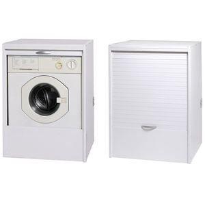 1000 id es sur le th me armoire linge de salle de bains sur pinterest meubles de salle de - Etagere lave linge ...