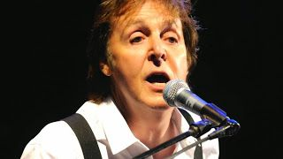 Pau McCartney's All Hit Mp3 Songs Name: 1. Band on the run 2. Maybe I'm amazed 3. Uncle albert/admiral halsey 4. Live and let die 5. Fourfiveseconds