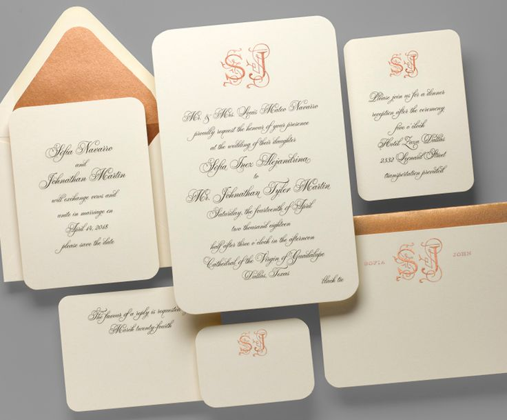 52 best monogram duogram wedding invitations images on pinterest quintessential is a crown jewel in classic wedding invitation design with its larger size format the perfect showcase for very fine details stopboris Image collections
