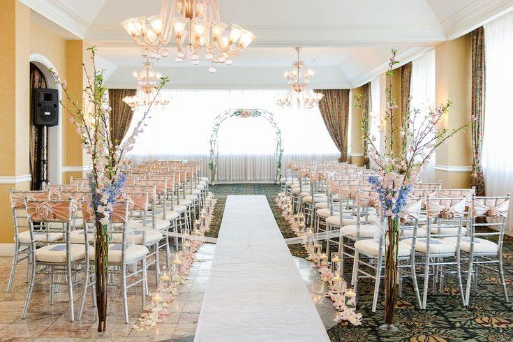 Blue Blush And Silver Classic Romance Tampa Wedding