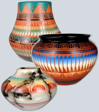 Southwestern Pottery Sold in Our Store