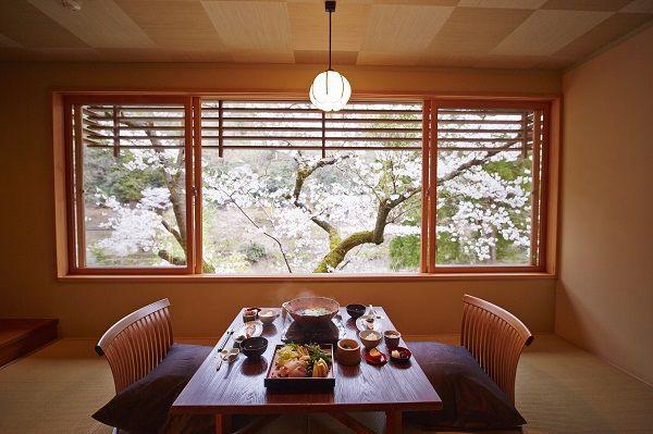 3月18日〜4月15日【星のや京都】極上朝食「若竹と桜鯛の香春鍋 」始まります - 株式会社星野リゾートのプレスリリース