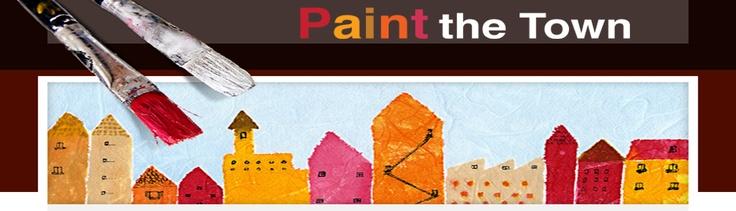 Paint the Town --- Marietta, GA location...