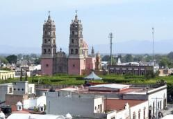 Salvatierra, Guanajuato. México