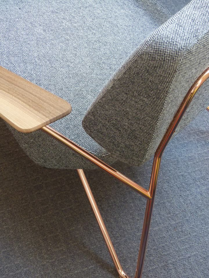 Find here Essential Home's selection to inspire your next home decor project. Check more mid-century armchairs & accent chairs at http://essentialhome.eu/