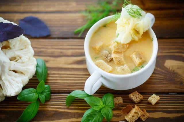 La dieta de la sopa