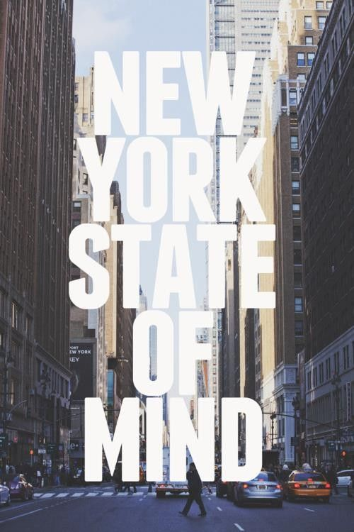 NYC state of mind