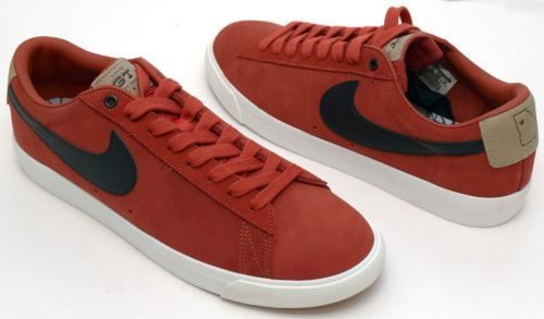 NEW-Nike-SB-Mens-Size-11-Strato-Blazer-Low-GT-QS-Skateboarding-Shoes-716890-602     #nike #shoes #sneakers #sneakerhead #running #air #max #products #style #men #sports #tenis #tennis #outfit #jordans #fashion #hightops #casual #pros #women #stylish #vans #cool #mens #trendy #hot #2016 #2017 #styling #stratosphere #low #skateboarding #cardio