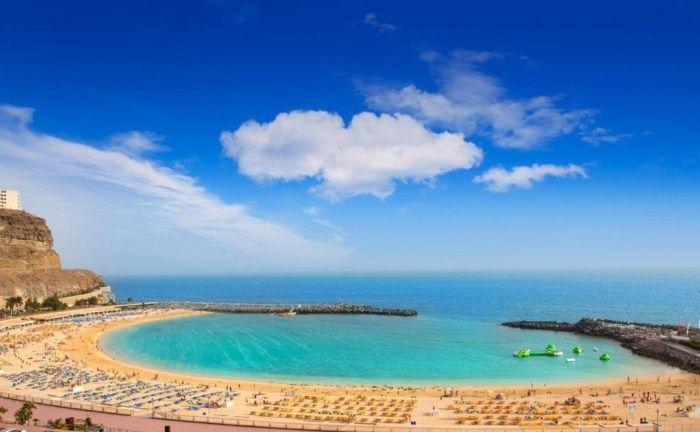 Puerto Rico - Amadores Gran Canaria Beach