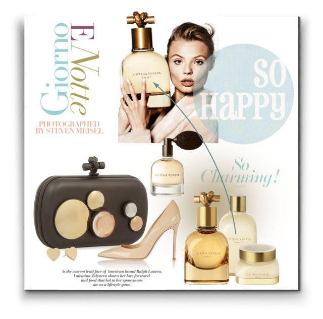New Perfume by betiboop8 on Polyvore featuring beauty, Bottega Veneta, Kate Spade, Gianvito Rossi, Zimmermann and newperfume