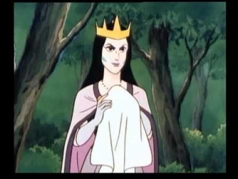 Grimm legszebb mesei-A hat hattyú